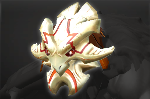 Schema Aspect Mask of Fulminant Rage