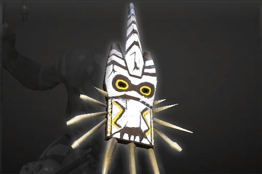 Schema Tribal Totem Mask