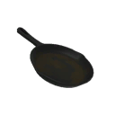 Strange Frying Pan