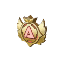 Quality 6 Awesomenauts Badge (818)