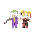"""Harley Quinn and Joker"""
