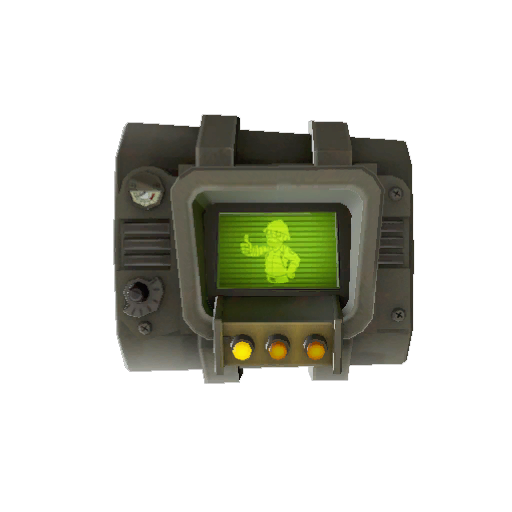 Dakota's Genuine Pip-Boy