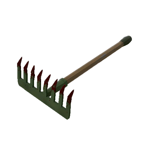 Frustrated Grunt's Back Scratcher