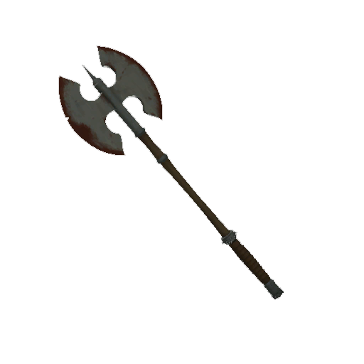 Self-Made Scotsman's Skullcutter