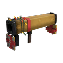 Mildly Menacing Killstreak Festive Black Box