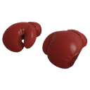 Image of Strange The Killing Gloves of Boxing