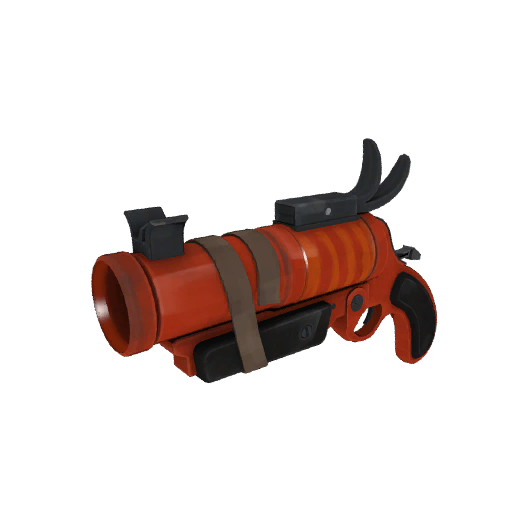 How To Craft The Flare Gun Tf