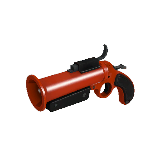 ^_^&#39;s Vintage Flare Gun