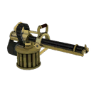 Image of Decorated Weapon The Brass Beast