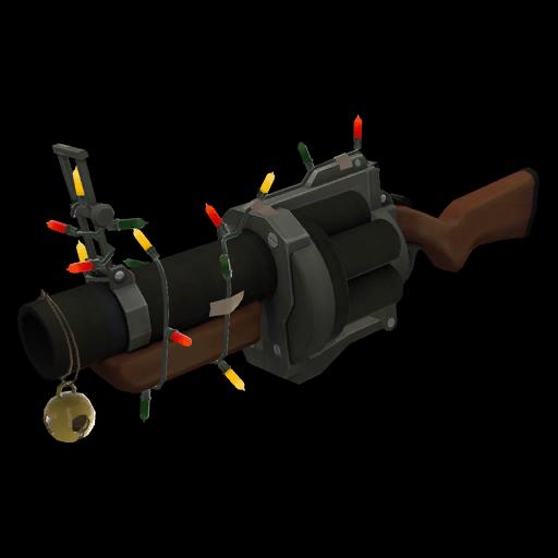 Festive Grenade Launcher