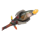 Notably Dangerous Specialized Killstreak Festive Holy Mackerel