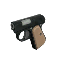 Unremarkable Pretty Boy's Pocket Pistol #4444