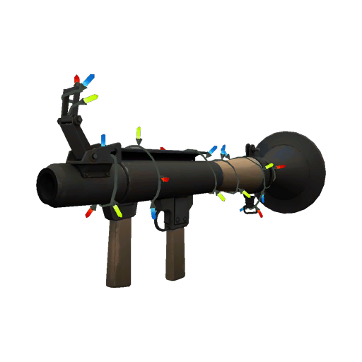 Festive Rocket Launcher