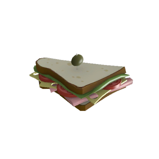 Survivor&#39;s Sandvich