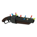 Sufficiently Lethal Professional Killstreak Festive Scattergun