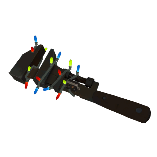 Festive Wrench