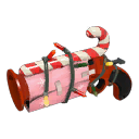 Wicked Nasty Professional Killstreak Festive Flare Gun