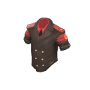 Face-Melting Commissar's Coat