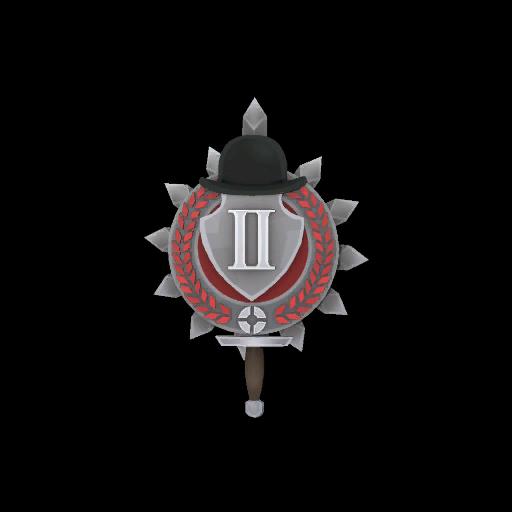 Chapelaria Highlander Gladiator 2nd Place