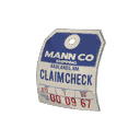 Quality 6 Summer Claim Check (5639)