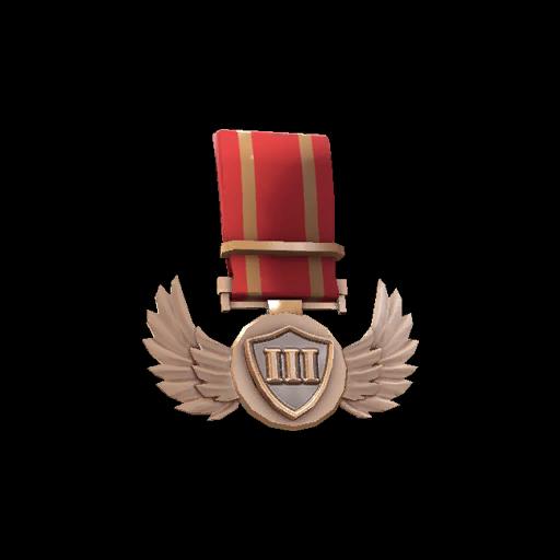 CLTF2 Prolander Tournament Bronze Medal
