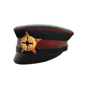 The Heavy Artillery Officer's Cap