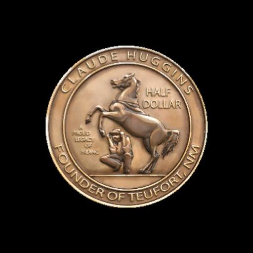 Gun Mettle Campaign Coin