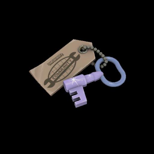 Rainy Day Cosmetic Key