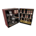 Collector's Hitman's Heatmaker Chemistry Set
