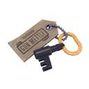 Quality 6 Gun Mettle Cosmetic Key (5816)