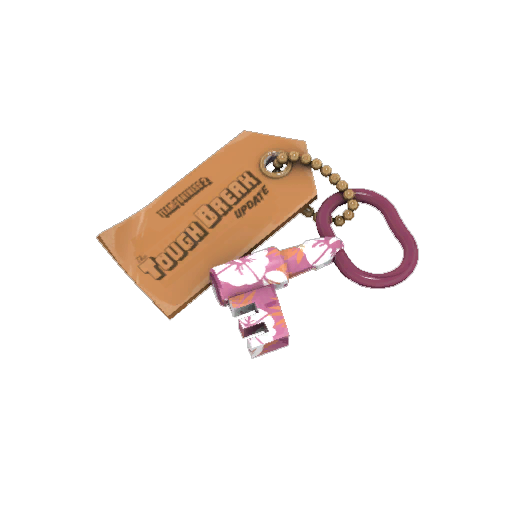 Tough Break Cosmetic Key