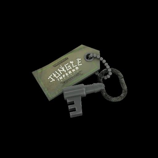 Unleash the Beast Cosmetic Key