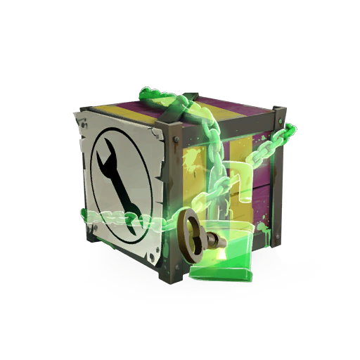 Unlocked Creepy Engineer Crate