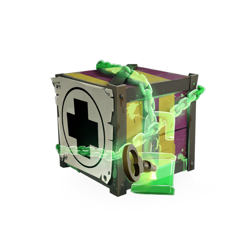 Unlocked Creepy Medic Crate