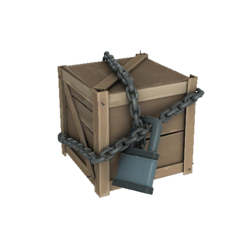 Lord Furious's Mann Co. Supply Crate