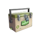 Quality 6 Green Summer 2013 Cooler (5648)