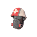 """Medic's  Unusual Hat of Wisdom"""