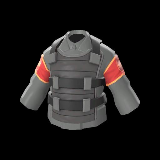 Bunnyhopper's Ballistics Vest
