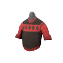 Somewhat Threatening Siberian Sweater