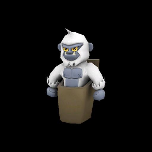 Strange Pocket Yeti
