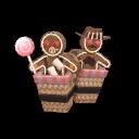 Strange Gingerbread Mann