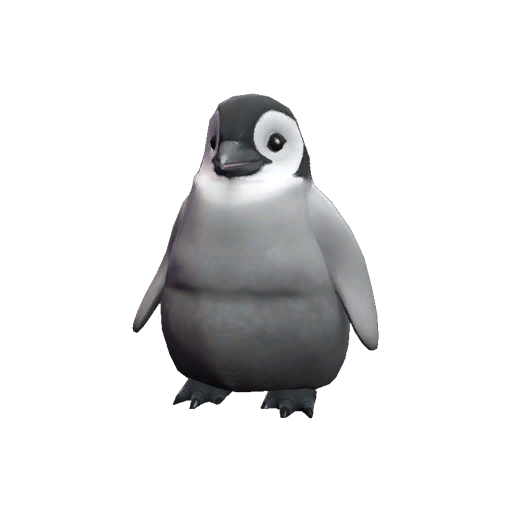 Pebbles the Penguin