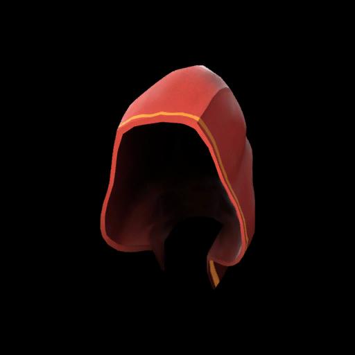 Pyromancer's Hood