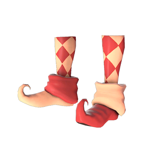 Harlequin's Hooves