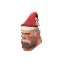 Sharp Unusual Old Man Frost