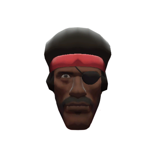 lhavelund [reddit]&#39;s Demoman&#39;s Fro
