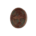 Quality 6 Dr. Grordbort's Copper Crest (592)