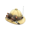 """Soldier's Bathtub Helmet"""