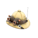 Unusual Lord Cockswain's Pith Helmet