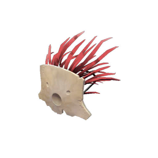 Genuine Mask of the Shaman